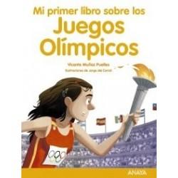 MI primer libro sobre los juegos olímpicos