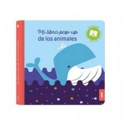 Mi libro pop-up de los animales