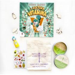 PACK La doctora Vitamina