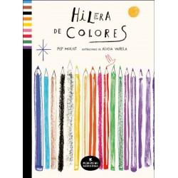 Hilera de colores