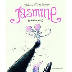 Jasmine ya no tiene miedo
