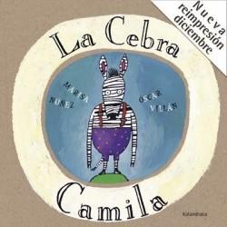 La cebra Camila
