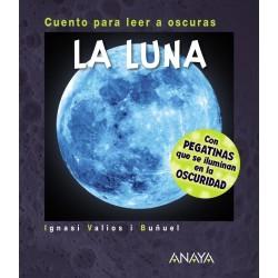 La Luna (libro para leer a oscuras)