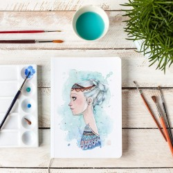 Cuaderno Esther Gili imperatriz